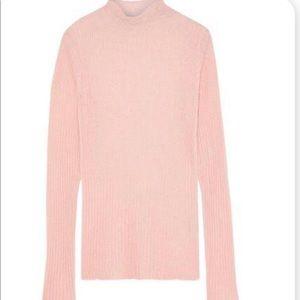 Rag & Bone Pink Mohair Sweater